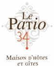 Logo de l'établissement Le Patio34hotel logo