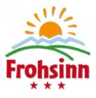 Wohlfühlhotel Frohsinn Hotel Logohotel logo