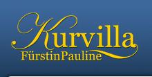 Kurvilla Fürstin Pauline Hotel Logohotel logo