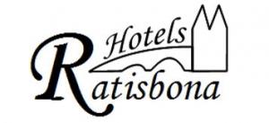 Hotel Ratisbona Regensburg Hotel Logohotel logo