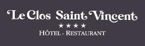 Logo de l'établissement Le Clos Saint Vincenthotel logo