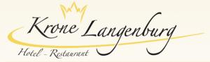 Hotel Krone Langenburg Hotel Logohotel logo