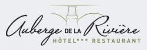 Logo de l'établissement Auberge de la Rivièrehotel logo