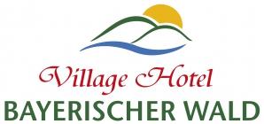 """Village Hotel """"Bayerischer Wald"""" hotel logohotel logo"""