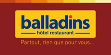 Hotel Balladins Le Cannet logotipo del hotelhotel logo