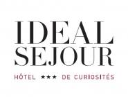 Logo de l'établissement Ideal Sejour Hotel hotel de curiositéhotel logo