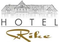 Ostseehotel Rike Hotel Logohotel logo