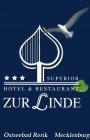 Hotel und Restaurant Zur Linde Hotel Logohotel logo