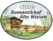 "ante-Romantikhof ""Alte Wiesen"" Hotel Logohotel logo"