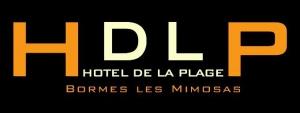 Logo de l'établissement Hotel de la Plage-HDLPhotel logo