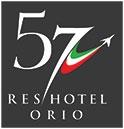 logo hotel 57ResHotel Oriohotel logo