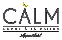 Logo de l'établissement CALM Appart Hôtelhotel logo
