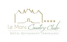 Logo de l'établissement Hôtel  Le Mans Country Clubhotel logo