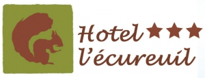 Logo de l'établissement L' Ecureuilhotel logo