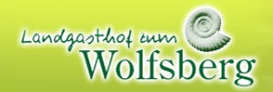 Landgasthof Zum Wolfsberg Hotel Logohotel logo
