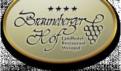 Landidyll Hotel Brauneberger Hof hotel logohotel logo
