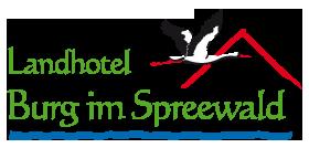 Landhotel Burg im Spreewald Hotel Logohotel logo