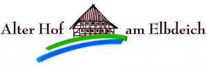 Hotel und Restaurant Alter Hof am Elbdeich Hotel Logohotel logo