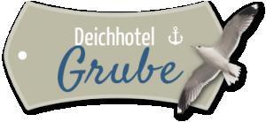 Deichhotel Grube Hotel Logohotel logo