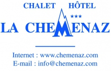 Logo de l'établissement La Chemenazhotel logo
