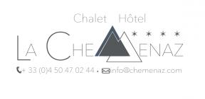 La Chemenaz hotel logohotel logo