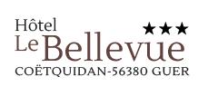 Logo de l'établissement Hotel Le Bellevue***hotel logo