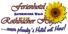 Ferienhotel Rothbacher Hof hotel logohotel logo