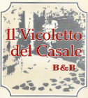 logo hotel Il Vicoletto del Casale B&Bhotel logo