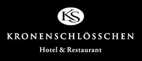Hotel Kronenschlößchen Hotel Logohotel logo