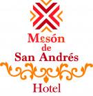 Mesón de San Andrés logotipo del hotelhotel logo