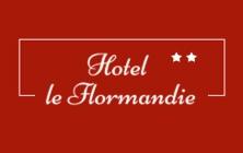 Logo de l'établissement Le Flormandiehotel logo