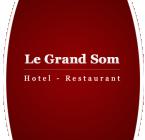 Logo de l'établissement Hôtel Le Grand Somhotel logo