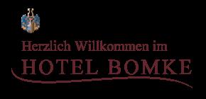 Ringhotel Bomke Hotel Logohotel logo