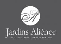 Les Jardins d'Aliénor hotel logohotel logo
