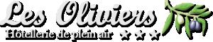 Logo de l'établissement Camping Les Oliviershotel logo