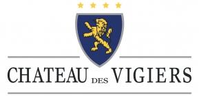 Le Château des Vigiers hotel logohotel logo