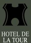 Logo de l'établissement Hôtel De la Tourhotel logo