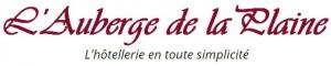 Logo de l'établissement Auberge de la Plainehotel logo