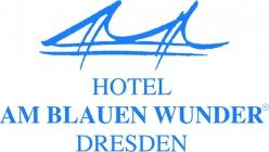Hotel Am Blauen Wunder酒店标志hotel logo