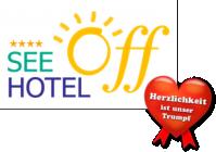 Seehotel Off Hotel Logohotel logo