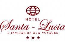 Logo de l'établissement Hotel Santa Luciahotel logo