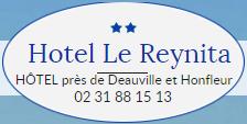 HOTEL LE REYNITA** hotel logohotel logo