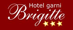 Hotel garni Brigitte Hotel Logohotel logo