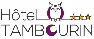 hotellogo Hôtel Tambourinhotel logo