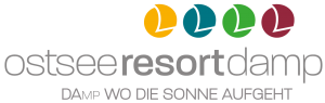 ostsee resort damp Hotel Logohotel logo