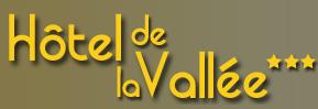 Hôtel de la Vallee Hotel Logohotel logo