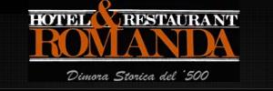 logo hotel HOTEL ROMANDAhotel logo