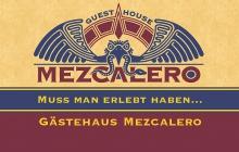 Gästehaus Mezcalero Hotel Logohotel logo
