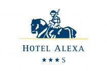 Hotel Alexa Hotel Logohotel logo