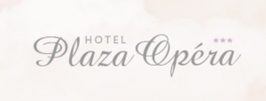 Hôtel Plaza Opéra hotel logohotel logo